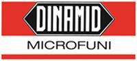logo microfuni dinamid | cavetti d'acciaio